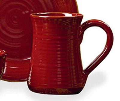 Aspen Red Mug
