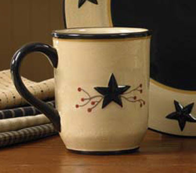 Star Vine Mug