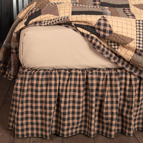 Bingham Star Bedskirt Alternate