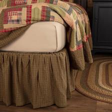Tea Cabin Bedskirt