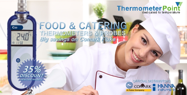 Food Probe Thermometers | Thermometer Point