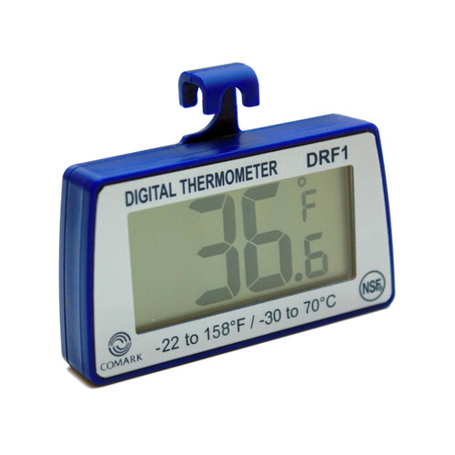 Comark Digital Refrigerator Freezer Thermometer | Thermometer Point
