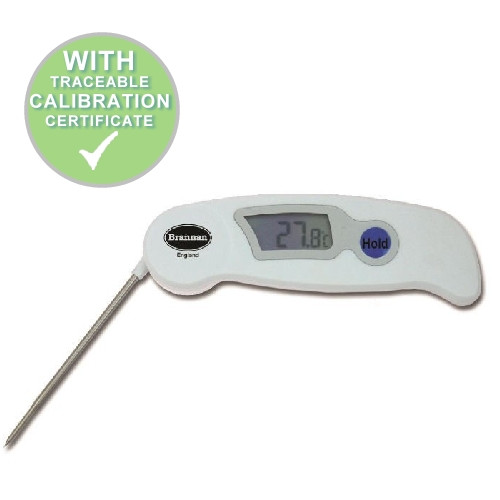 Brannan Folding Food Probe Thermometer - 31/175/0 | Thermometer Point