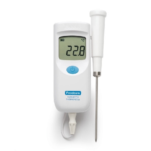 Hanna HI-93501P Foodcare Thermistor Thermometer with Interchangeable Probe | Thermometer Point