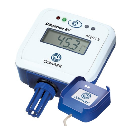 Comark N2013 Starter Kit Single Sensor Temperature / Humidity Sensor -20°C to +60°C With Docking Station | Thermometer Point