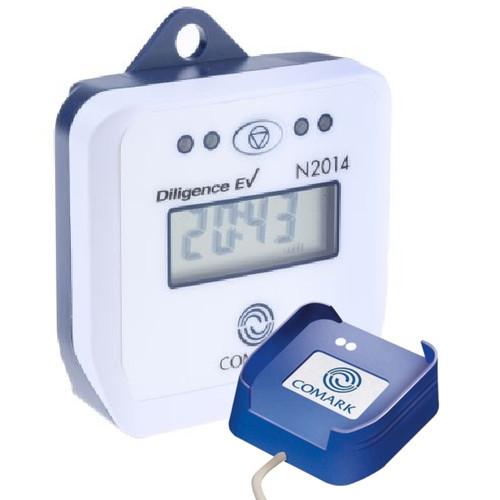 Multi Sensor Temperature Data Logger N2014 Kit   Thermometer Point