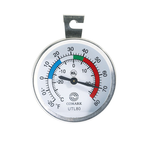 UTL80 Stick-On Thermometer for Fridge/Freezers
