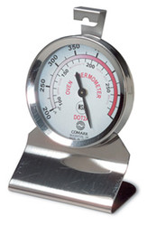 Oven thermometer, 200°F to 550°F, 100°C to 280°C