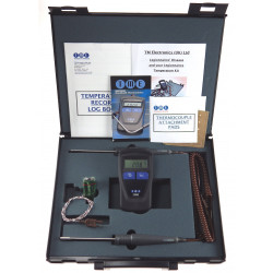 TME T Type Legionnaires Temperature Monitoring Kit | Thermometer Point