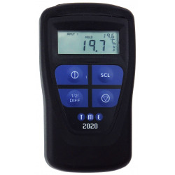 TME MM2020 - Dual Input Thermocouple Thermometer (Differential) | Thermometer Point