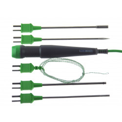 PKGPK - K Type General Purpose Plug Mounted Probe Kit | Thermometer Point