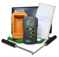 Hanna HI-935005/KIT Legionella Kit - High Accuracy Type K Thermocouple | Thermometer Point