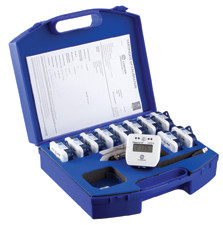Comark Temperature Mapping Kit With 2000 Series Data Loggers |Thermometer Point