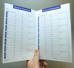 Hanna Food Log Book | Thermometer Point