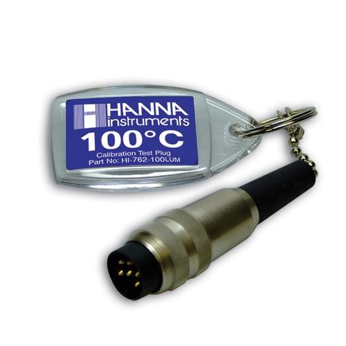 Hanna HI-762-100/LUM 100C Degree Lumberg Test Cap | Thermometer Point