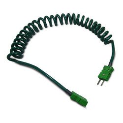 Hanna HI-766EX Extension Cable for K-type Thermocouple Thermometers | Thermometer Point