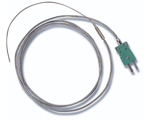 Hanna HI-766F K-Type Thermocouple Temperature Wire Probe | Thermometer Point