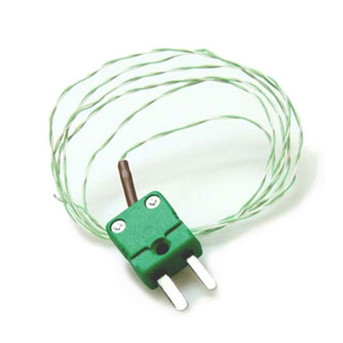 Hanna REK1 K-Type Thermocouple Reference Wire Probe With Twisted Cable | Thermometer Point