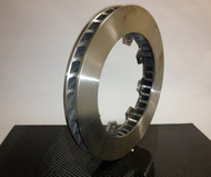 BRAKE ROTOR; FRONT; HEAVY DUTY; 1.25""