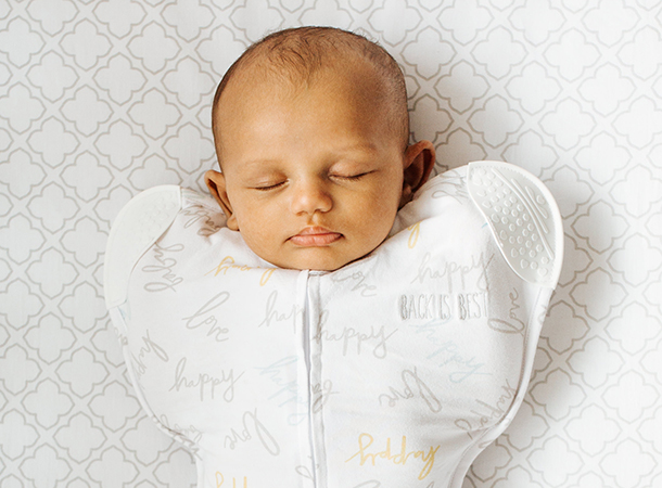HALO SleepSack self-soothing swaddle