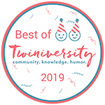 Twiniversity best twin bassinet Award