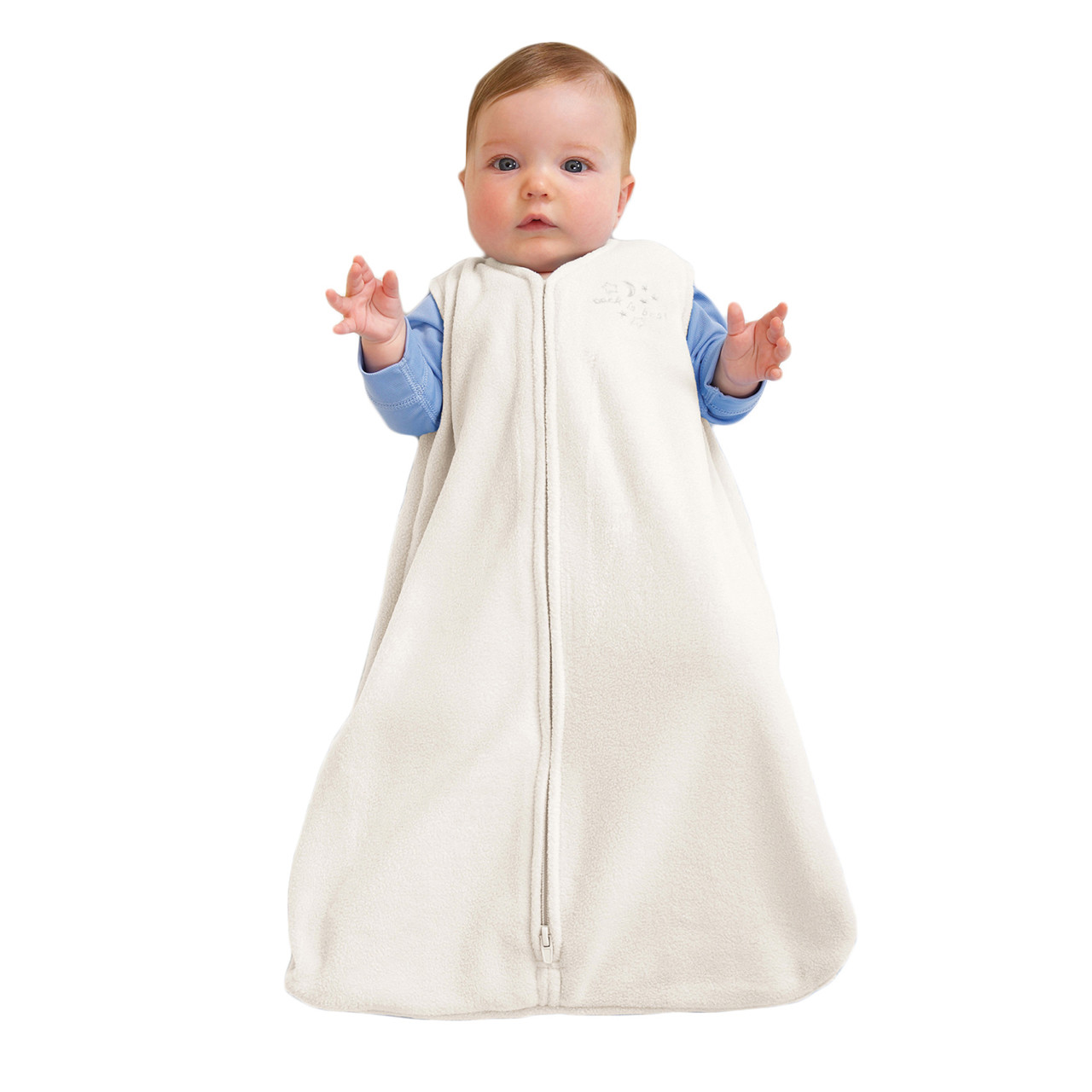 b8d26b56d5 HALO® SleepSack® wearable blanketMicro-fleeceCream