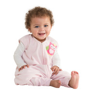 HALO® SleepSack® early walker Micro-fleece  | Owl