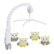 HALO® Bassinest® musical mobile  Sleepy Owl