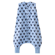 HALO® SleepSack® Early Walker Micro-Fleece  |  Blue Oh Deer