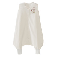 HALO® SleepSack® early walker Micro-Fleece  |  Cream Fox