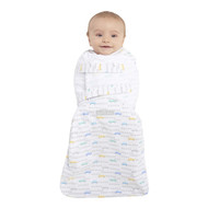 HALO® SwaddleSure® adjustable swaddling pouch  100% Cotton  | Tuneup Car