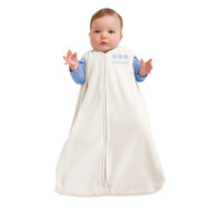 Safe Dreams wearable blanket Micro-Fleece  |  Cream