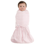 HALO® SleepSack® swaddle 100% Cotton  |  Ikat Circle Pink