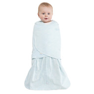 HALO® SleepSack® swaddle 100% Cotton  |  Ikat Circle Aqua