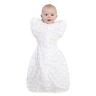 HALO® SleepSack® self-soothing swaddle 100% Cotton  |  Happy Baby Love