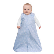 HALO® SleepSack® wearable blanket 100% Cotton  |  Blue Woodland Etch
