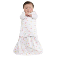 HALO® SleepSack® swaddle 100% Cotton  |  Pink Arrows