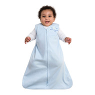 HALO® SleepSack® wearable blanket 100% Cotton  | Blue