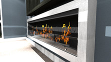 IBF-012W custom fire