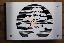 Wall Mounted Bonsai Fire