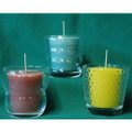 Straight Side Votive Holder