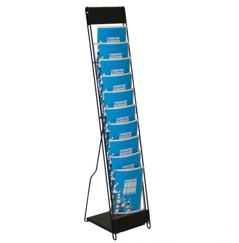 10-Up Lit Rack