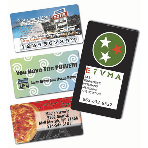 These magnets are ideal giveaways for trade shows, promotional events, or any retail space.