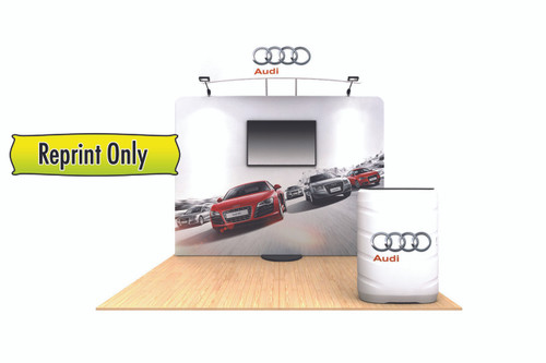 Graphic Reprints for your Tru-FIt Standroid display keep your marketing message fresh!