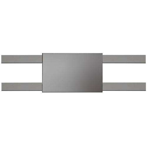 Magnetic Plate with Two Horizontal Bars