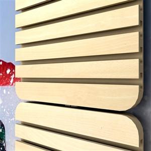Timberline Maple Slat Wall