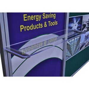 Large Acrylic Shelf for Timberline Hybrid