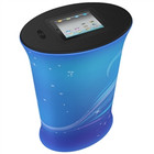 iPad Counter For Trade Shows and Exhibits