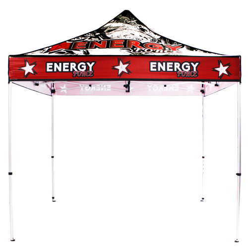 RUSH 10ft Event Tent - Full Print