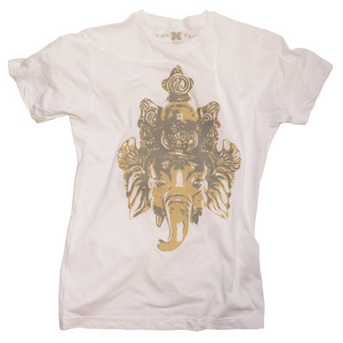 Ganesh t shirt, yoga
